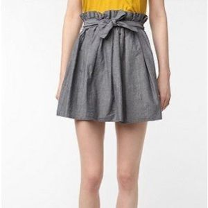 Urban Outfitters Staring at Stars Pleated Skirt